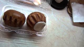 Ромовая баба(Ро́мовая ба́ба — кондитерское изделие славянского происхождения, представляет собой разновидность кекса,..., 2013-11-17T13:15:06.000Z)