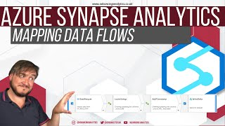 Azure Synapse Analytics - Mapping Data Flows \u0026 Delta!