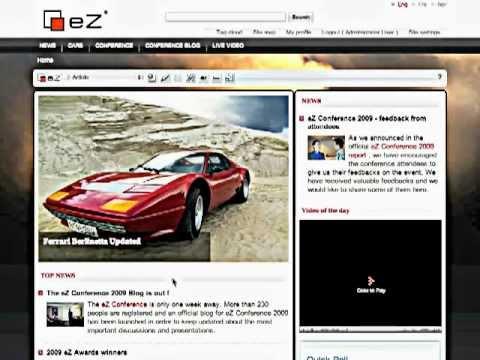 Ez publish 5 / symfony 2 development part 1 (twig) youtube.