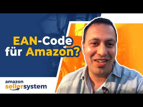 EAN-Code Für Amazon FBA?