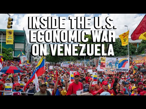 Real life and resistance in Venezuela - Ben Norton reports on effects of US blockade
