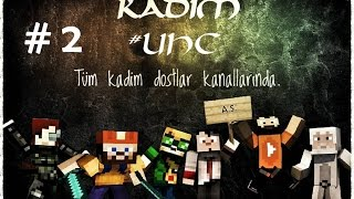 KADİM WARS | Minecraft: Ultra Hardcore Survival Sezon 1 Bölüm 2