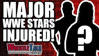 Ronda Rousey Backstage HEAT?! MAJOR WWE Stars Injured! | WrestleTalk News Jan. 2018