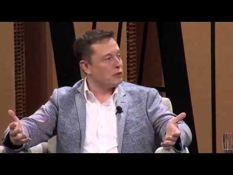 Elon Musk and Y Combinator President on Thinking for the Future   30s