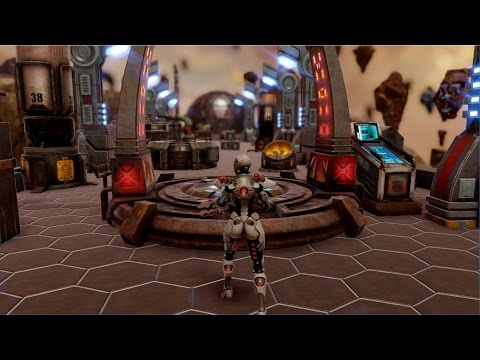 Xenko Next Level Game Engine GDC 2017 and Launch Trailer