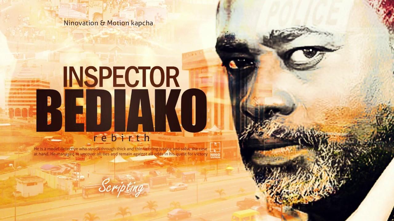 Image result for Inspector Bediako