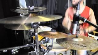 Danila Dunaev Band - так говорит мой тренер (drum cam)
