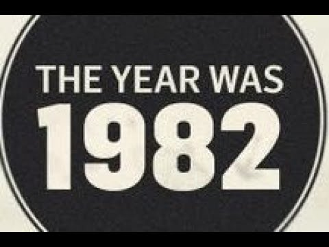 The Year 1982 - YouTube