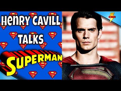 Henry Cavill Superman Update