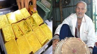 Cụ già ăn xin tích cóp 25 cây vàng trong 20 năm gây xôn xao - TIN TỨC 24H TV