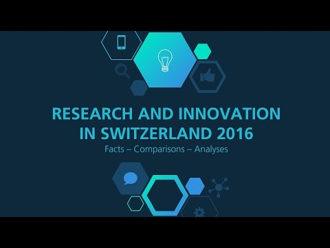 Research and Innovation in Switzerland 2016