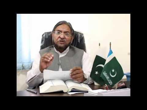 Mullah Farid Paracha of Jamat-e-Islami caught Red Handed (1 of 2)