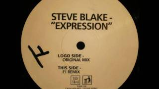 Steve Blake - Expression (Original Mix)
