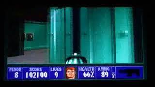 Wolfenstein 3D: E2M8