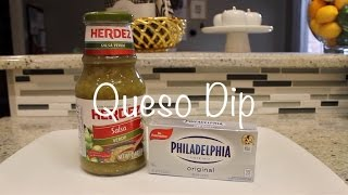 ♕game Day Queso Dip