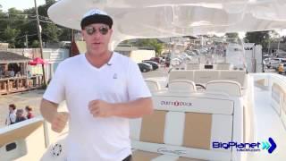 Josh Kirkland's Cigarette Center Console Boat