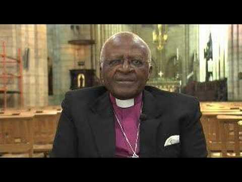 Desmond Tutu on debt cancellation