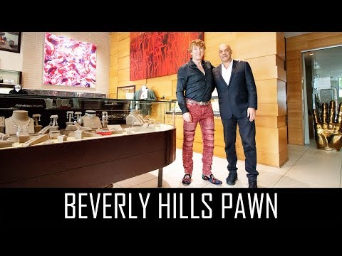 Buying an F40 from Yossi Dina of Beverly Hills Pawn!