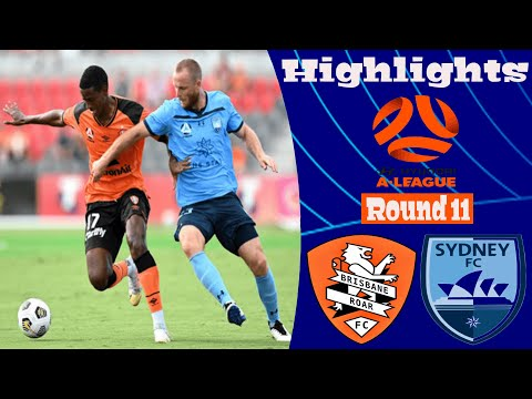 Brisbane Roar Sydney Goals And Highlights