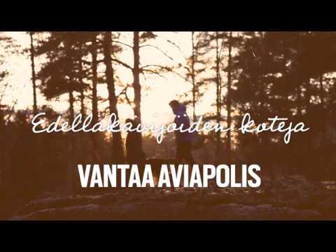 Aviapolis Vantaalla - Edelläkävijöiden Koteja