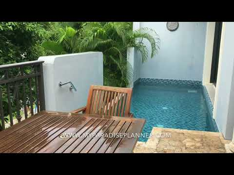 South Seas One Bedroom Butler Villa with Infinity Edge Pool (M1P) - Sandals La Source Grenada
