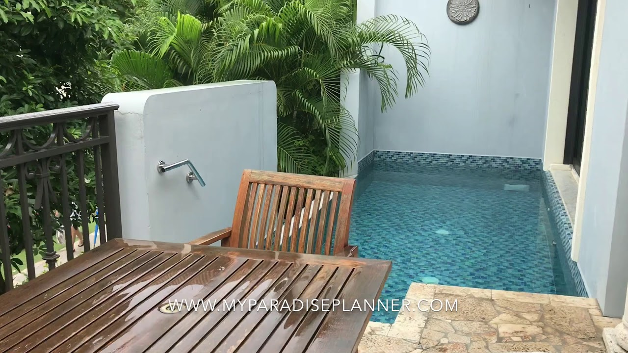 South Seas One Bedroom Butler Villa with Infinity Edge Pool (M1P ...