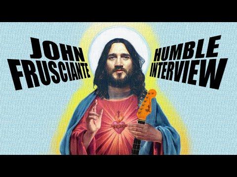 Humble John Frusciante Interview