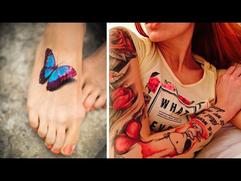 10 Pretty Tattoo Designs & Their Meanings