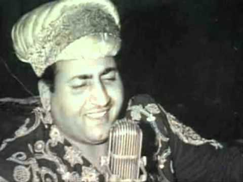 Aiwe duniya deve duhai - Punjabi song byRAFI & Chorus