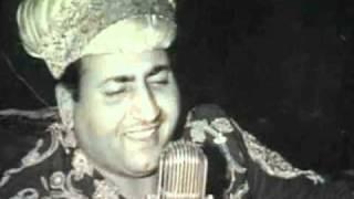 Aiwe duniya deve duhai - Punjabi song by RAFI & Chorus