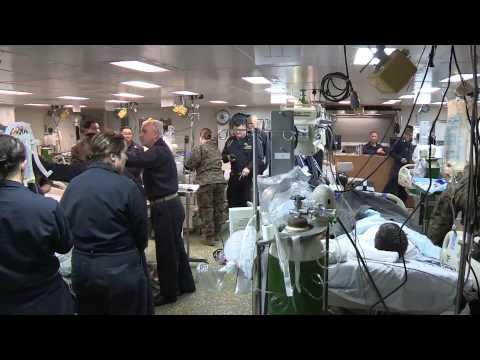 USS Bataan (LHD 5) Responds to Vessel in Distress