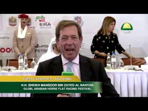 Press Conference - Abu Dhabi