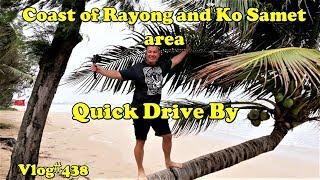 Gambar cover Coast of Rayong and Ko Samet Quick Drive.