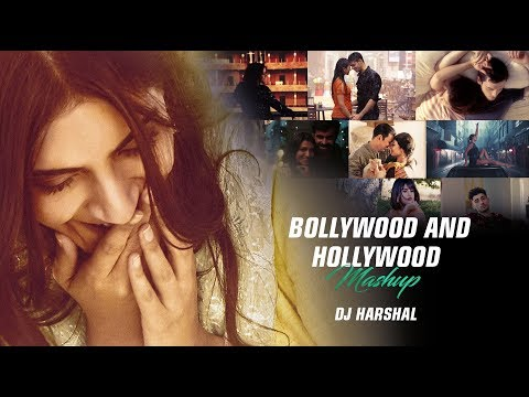 Bollywood X Hollywood Valentines Mashup 2019 | DJ Harshal | Sunix Thakor | Love Songs