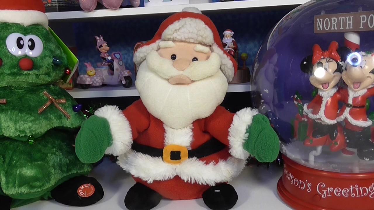 funny singing christmas toys - Singing Christmas Toys