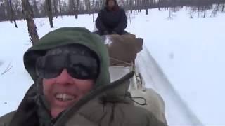 На зимнюю рыбалку с эвенами Продолжение