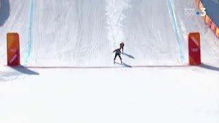 JO 2018 : Ski acrobatique - Skicross. Leman remporte le titre olympique