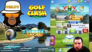 Golf Clash Tour 5 Practice