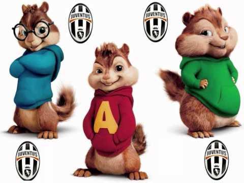 Juve Storia di un grande amore (Alvin and Chipmunks)