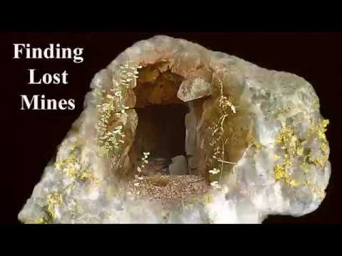 Finding Lost Mines