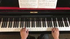 The Calico Cat by Helen Marlais - RCM Piano Prep B