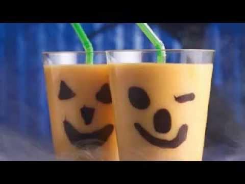 Halloween Drink Ideas For Kids Youtube