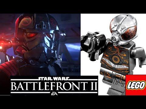 LEGO Star Wars 2017 ОХОТНИКИ за ГОЛОВАМИ Обзор и Battlefront 2