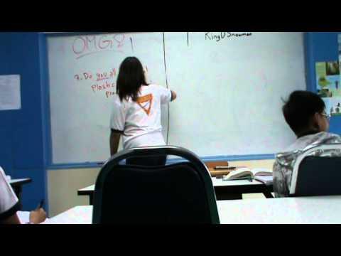 Teaching English the Fun Way: The Game