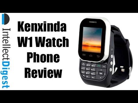 Kenxinda W1 Watch Phone Review | Intellect Digest