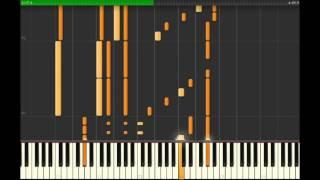 【耳コピ】欅坂46/青空が違う【ピアノ音アレンジ】