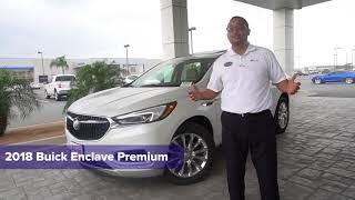 2018 Buick Enclave Premium    Payne Buick GMC   Weslaco, Texas