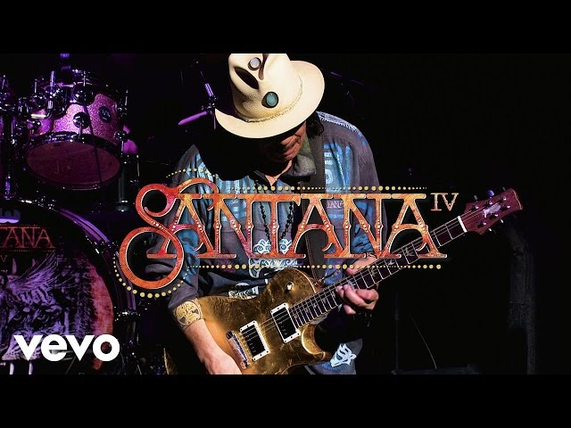 Santana IV - Live At The House Of Blues (Trailer)