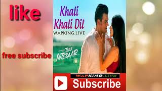 """Presenting the video song """"khali khali dil"""" from film, """"tera intezaar"""" it is an upcoming 2017 bollywood musical romantic thriller, directed by raajeev wa..."""