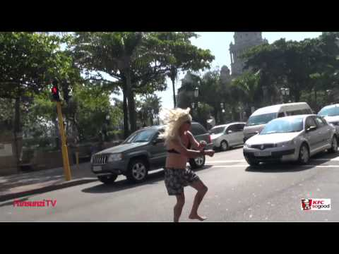 KFC Double Dare with East Coast Radio: Durban Gangnam Style